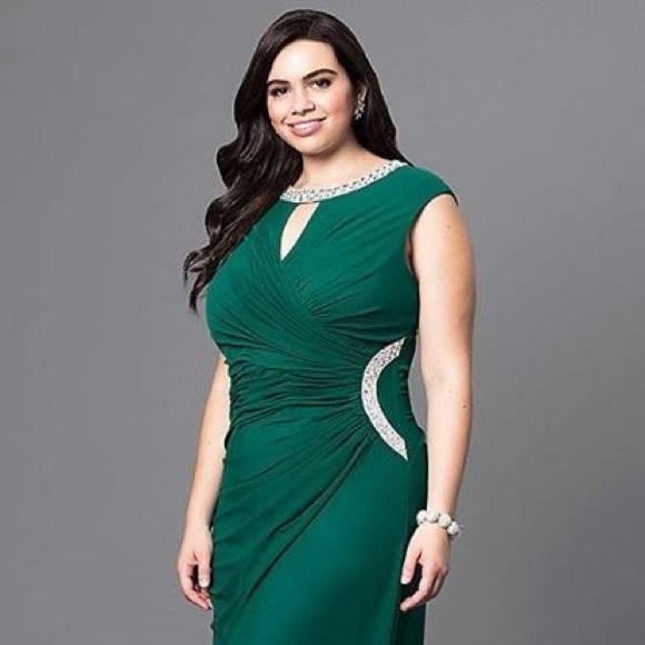 Marina Dresses Long Formal Plus Size Dress Poshmark